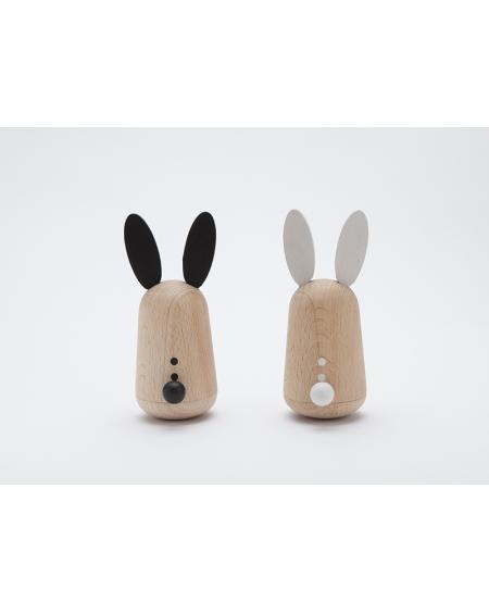 Wooden Rabbits