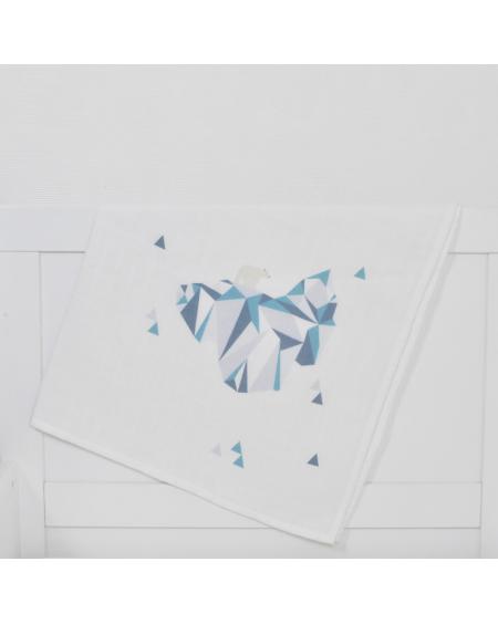 Maxi Swaddle - Iceberg