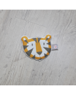 Cherry pits heating/cooling pad - Tiger