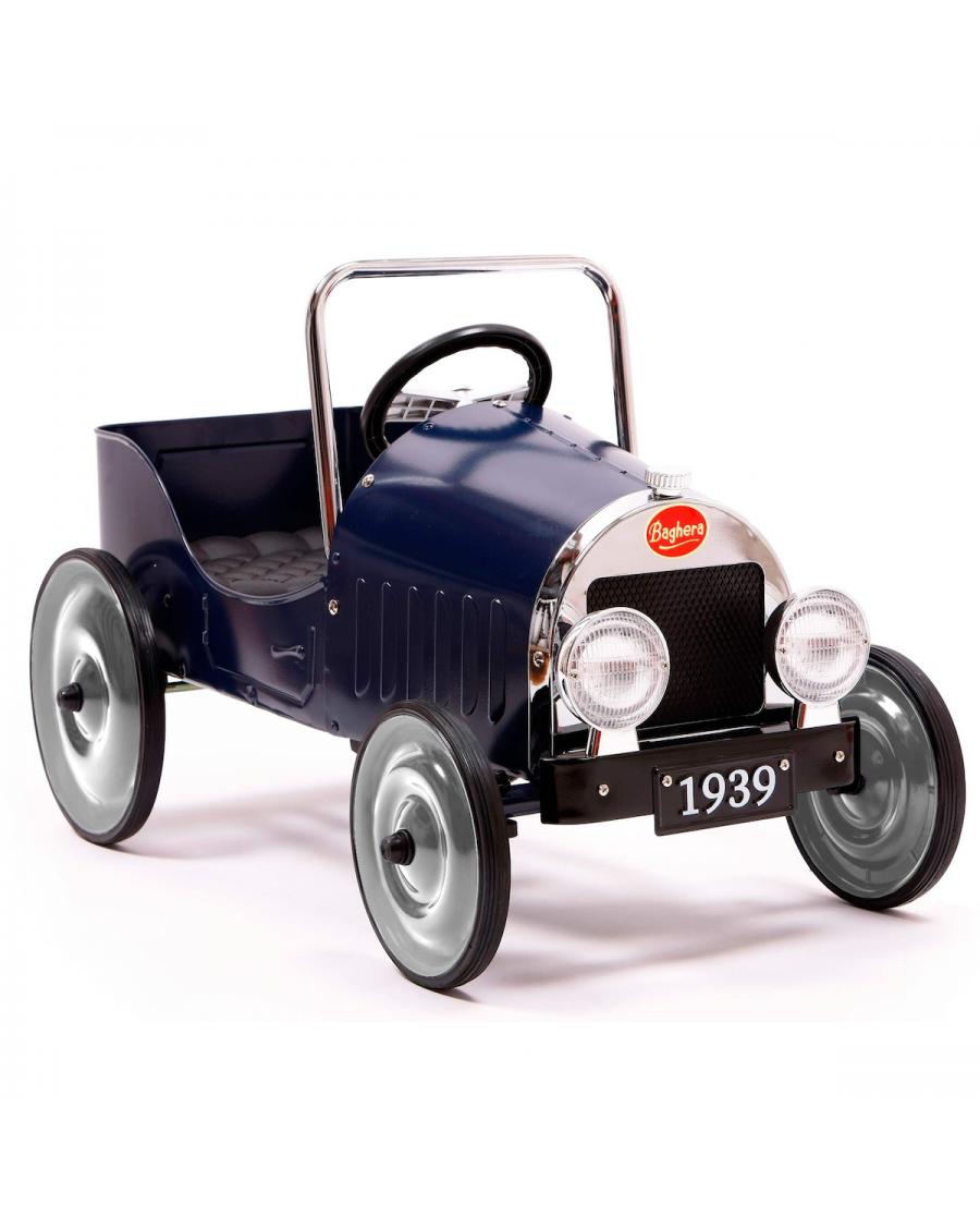 Pedal Car - Classic blue | Baghera | MyloWonders