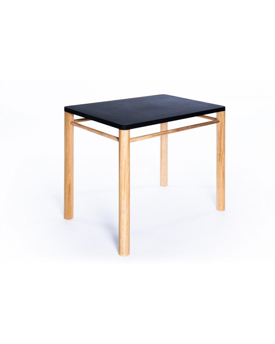 Table enfant, inspiration Montessori - Noir | Coclico | MyloWonders
