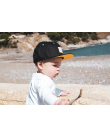 Black Minimalist cap   Hello Hossy   MyloWonders