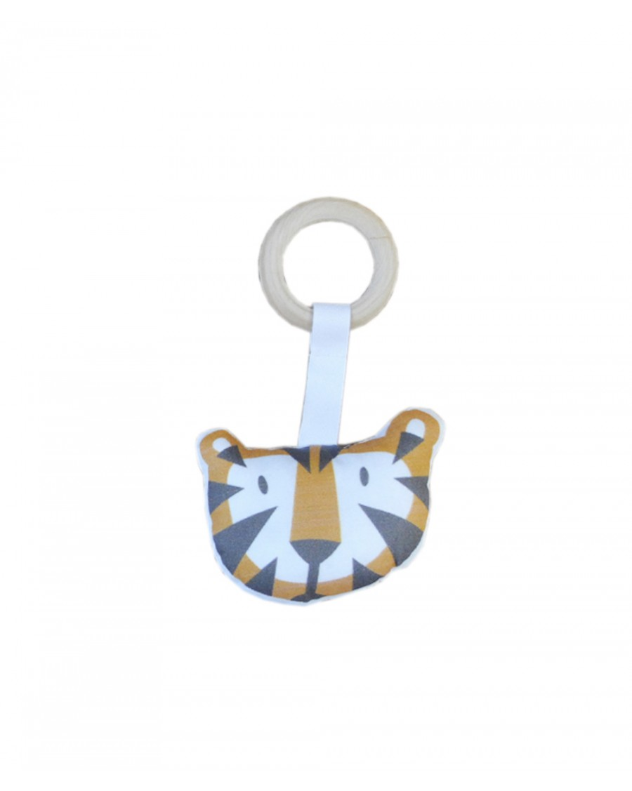 Teether - Tiger | Carotte et Cie | MyloWonders