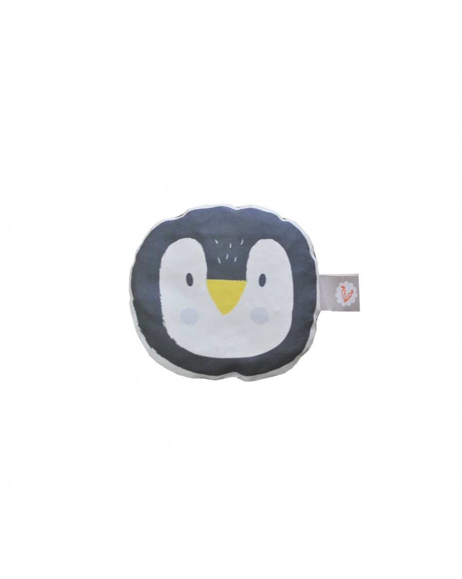 Cherry pits heating/cooling pad - Penguin | Carotte Cie | MyloWonders