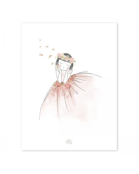 Rêveries - Affiche décorative - lilipinso - mylowonders