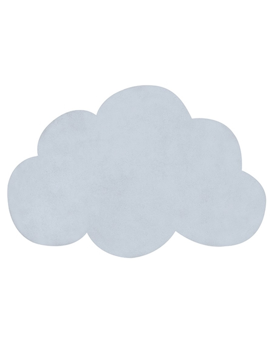 Cloud rug - Baby blue - lilipinso - MyloWonders