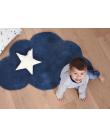 Cloud rug - Blue - lilipinso - MyloWonders
