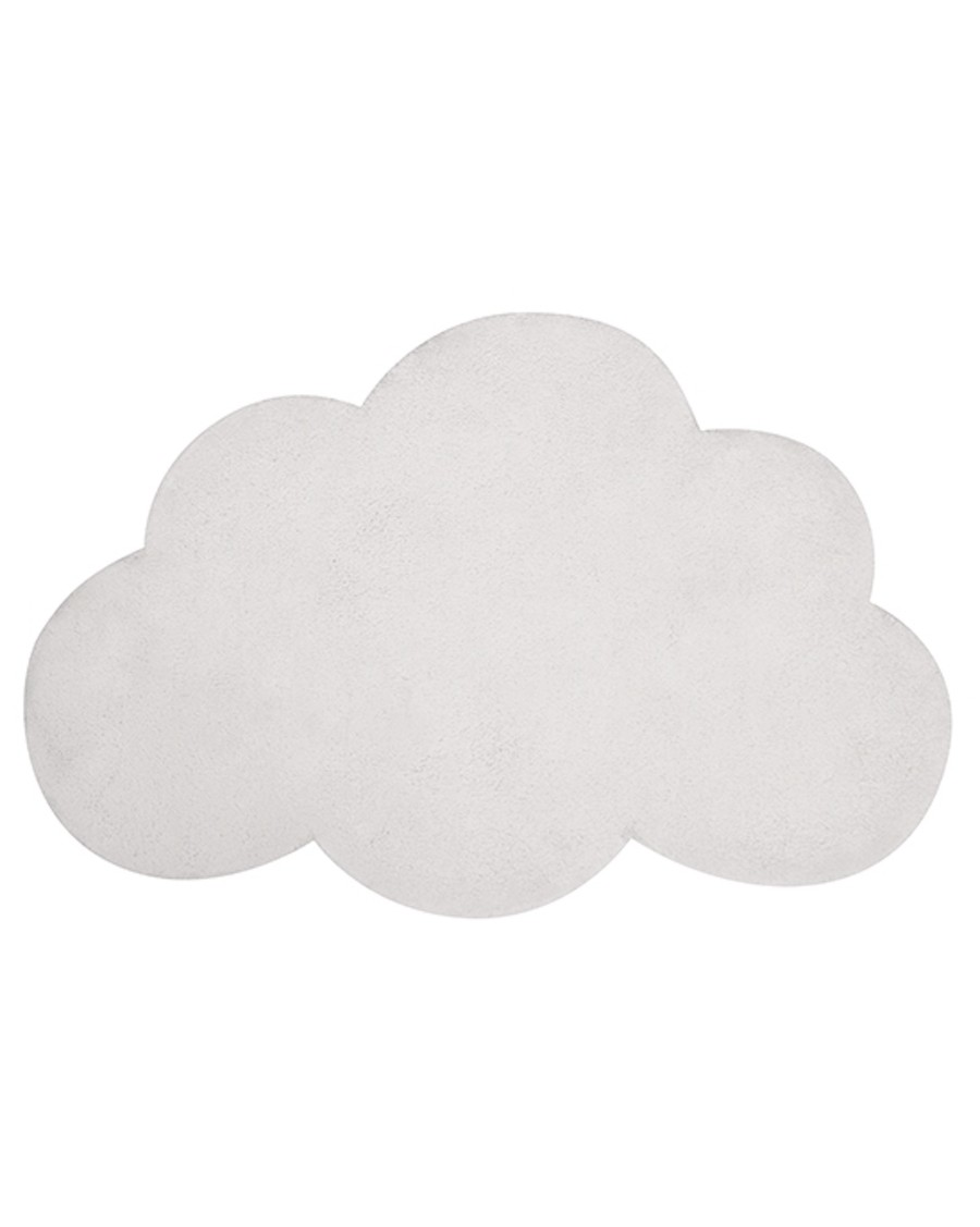 Cloud rug - White - lilipinso - MyloWonders