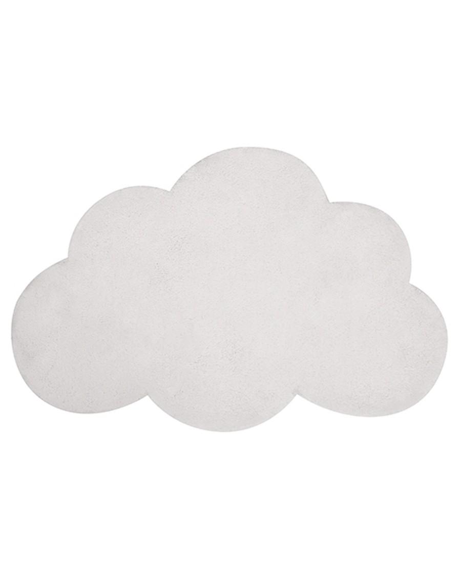 Tapis nuage - Blanc - lilipinso - MyloWonders