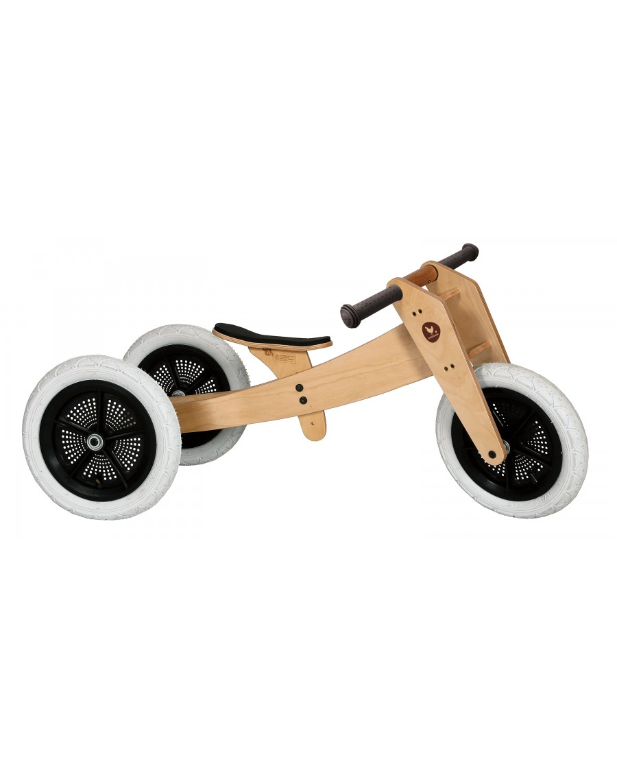 3 in 1 Balance Bike Original - wishbone - mylowonders