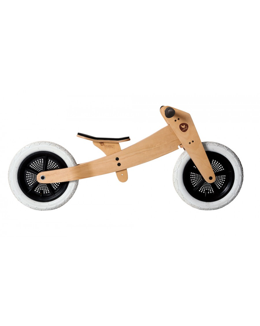 2 in 1 Balance Bike Original - wishbone - mylowonders