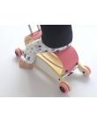 3in1 Mini Flip Pink - Walk, Rock & Ride - wishbone - mylowonders