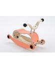 3in1 Mini Flip orange - Walk, Rock & Ride - wishbone - mylowonders