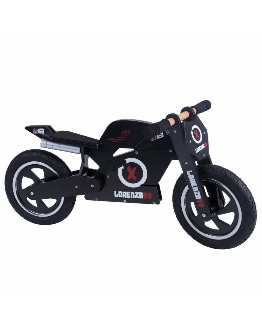 MotoGP Replica Wooden Balance Bike - kiddimoto - mylowonders
