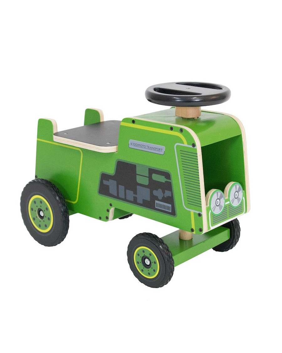 Tractor Ride On - kiddimoto - mylowonders