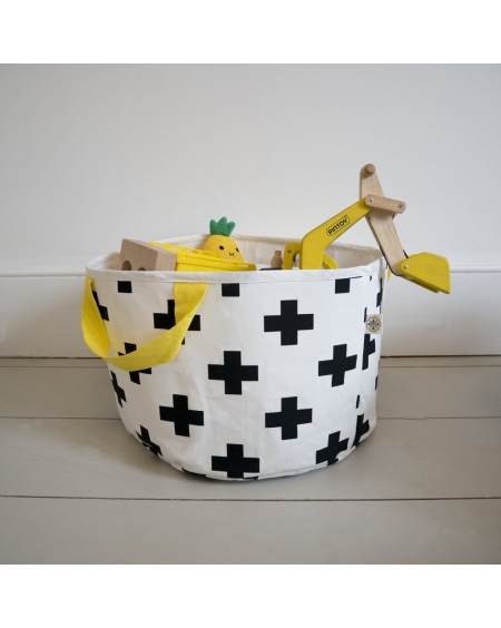 Shallow storage bag in Cross | Wildfire teepees | MyloWonders