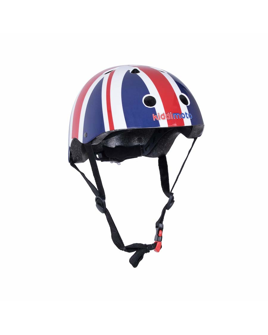 Union Jack Helmet - kiddimoto - mylowonders