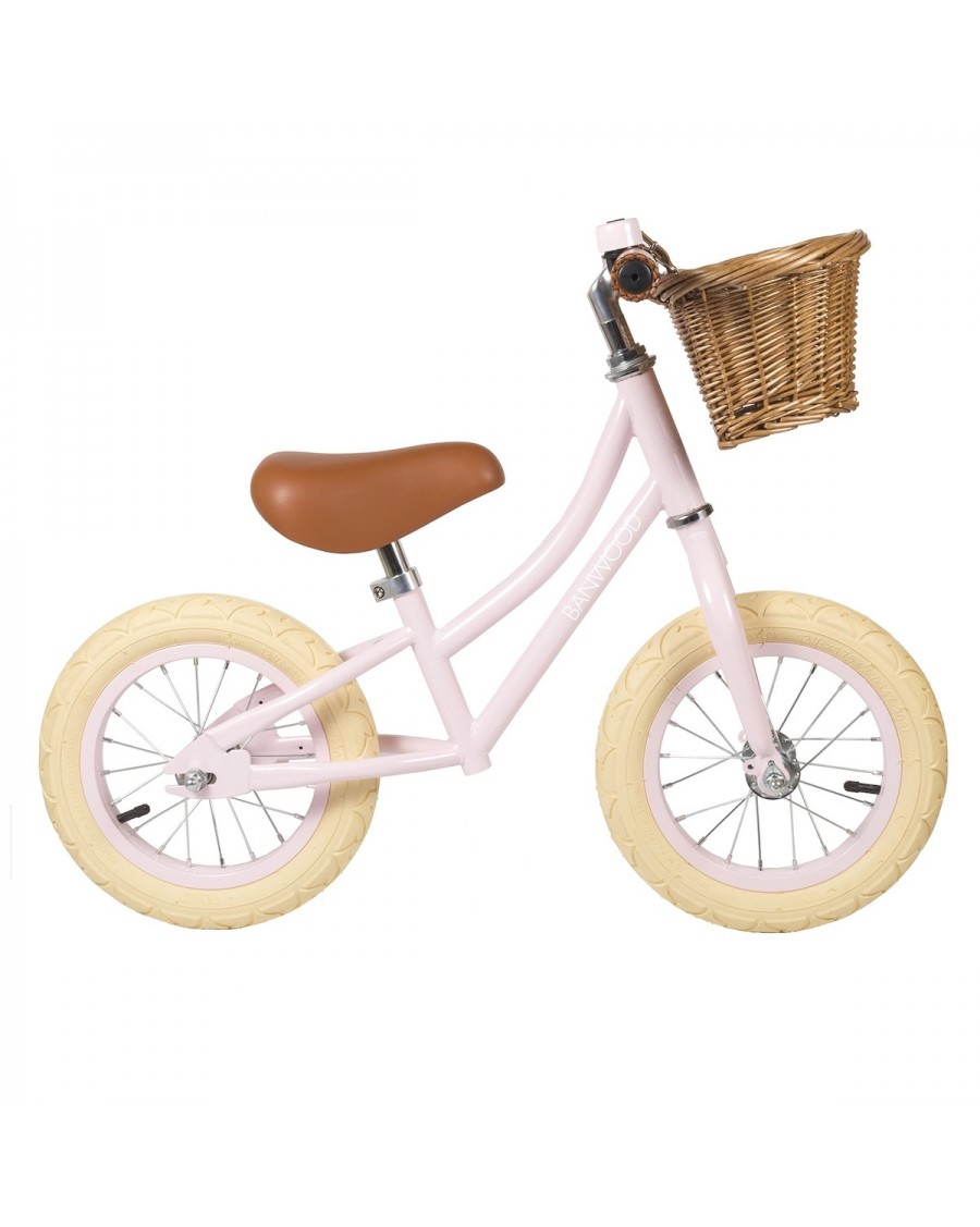 Bike First Go! - Pink - banwood - mylowonders