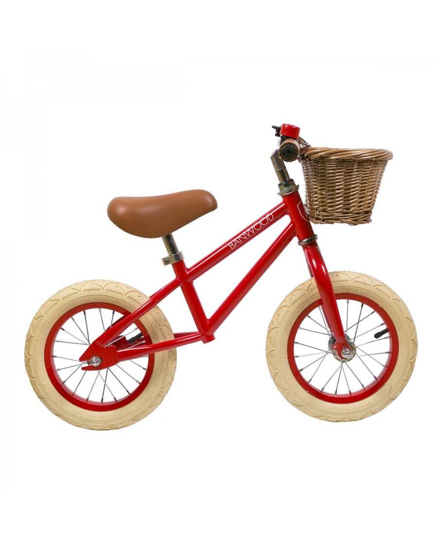 Balance Bike First Go! - Red | Banwood | MyloWonders
