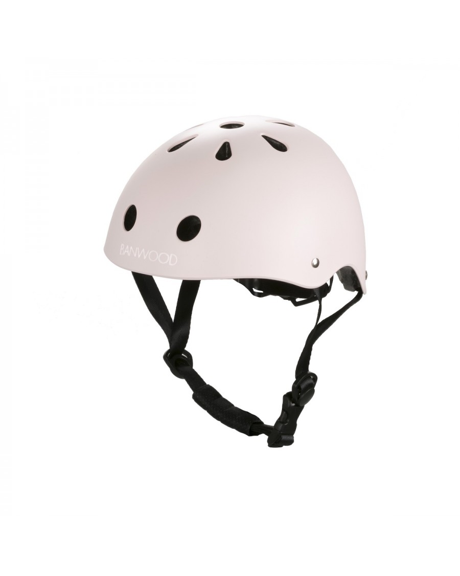 Classic Helmet - Matte Pink - banwood - myowonders