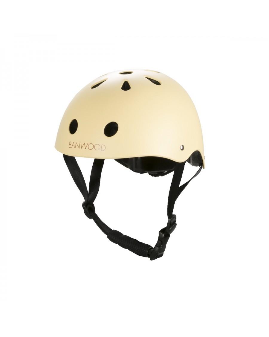 Classic Helmet - Matte Vanilla - mylowonders - banwood