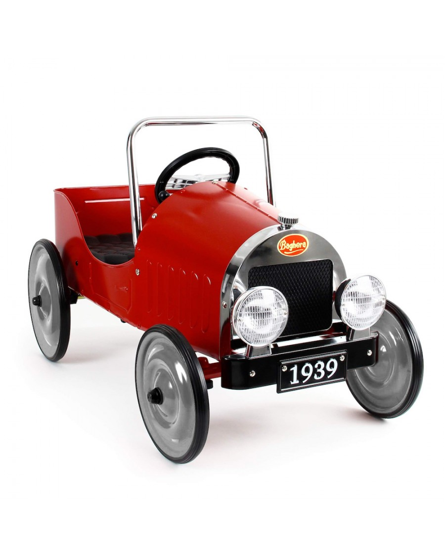 Pedal Car - Classic red | Baghera | MyloWonders