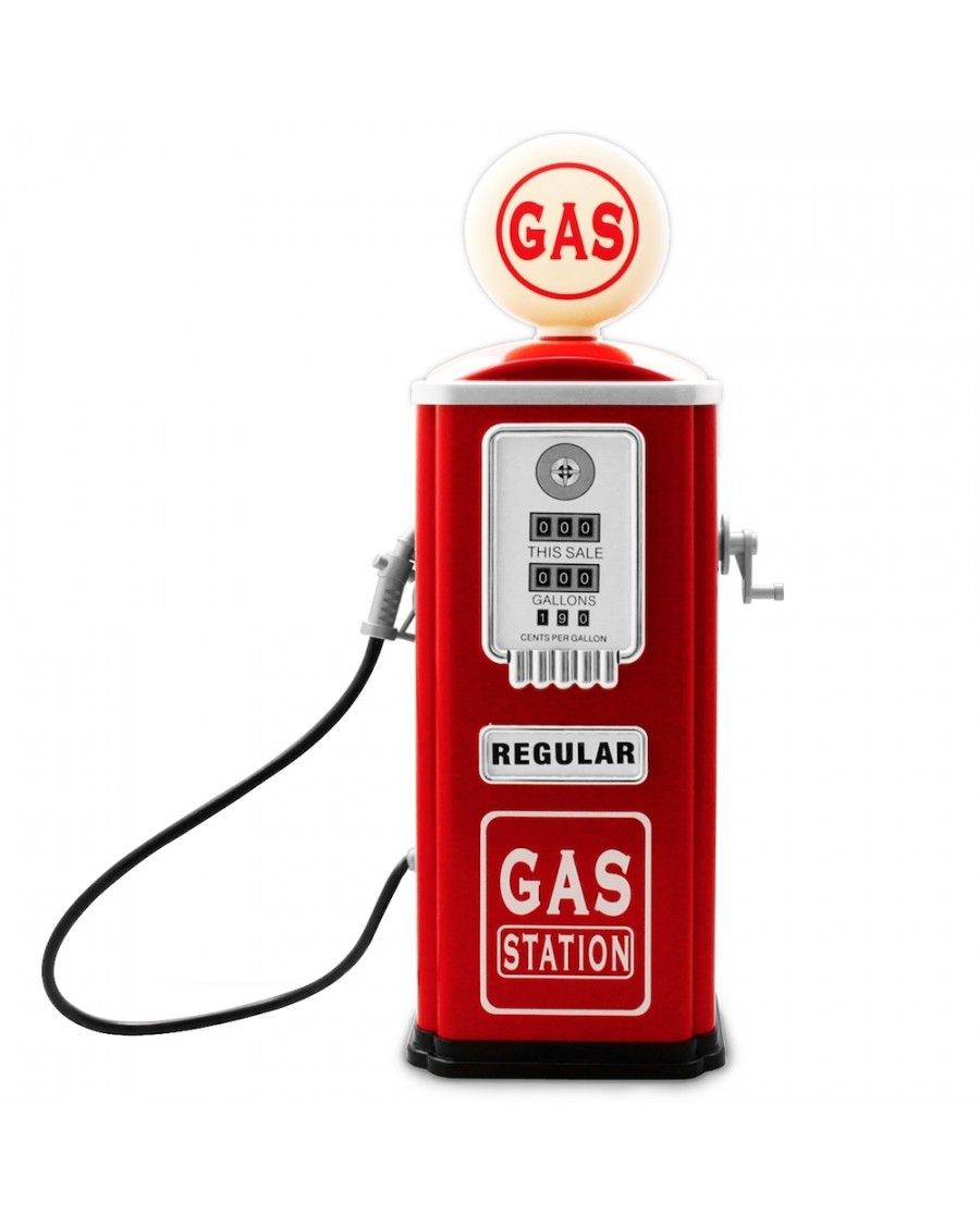 Gas Station | Baghera | MyloWonders