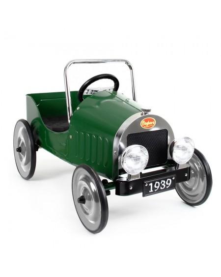 Pedal Car - Classic green | Baghera | MyloWonders