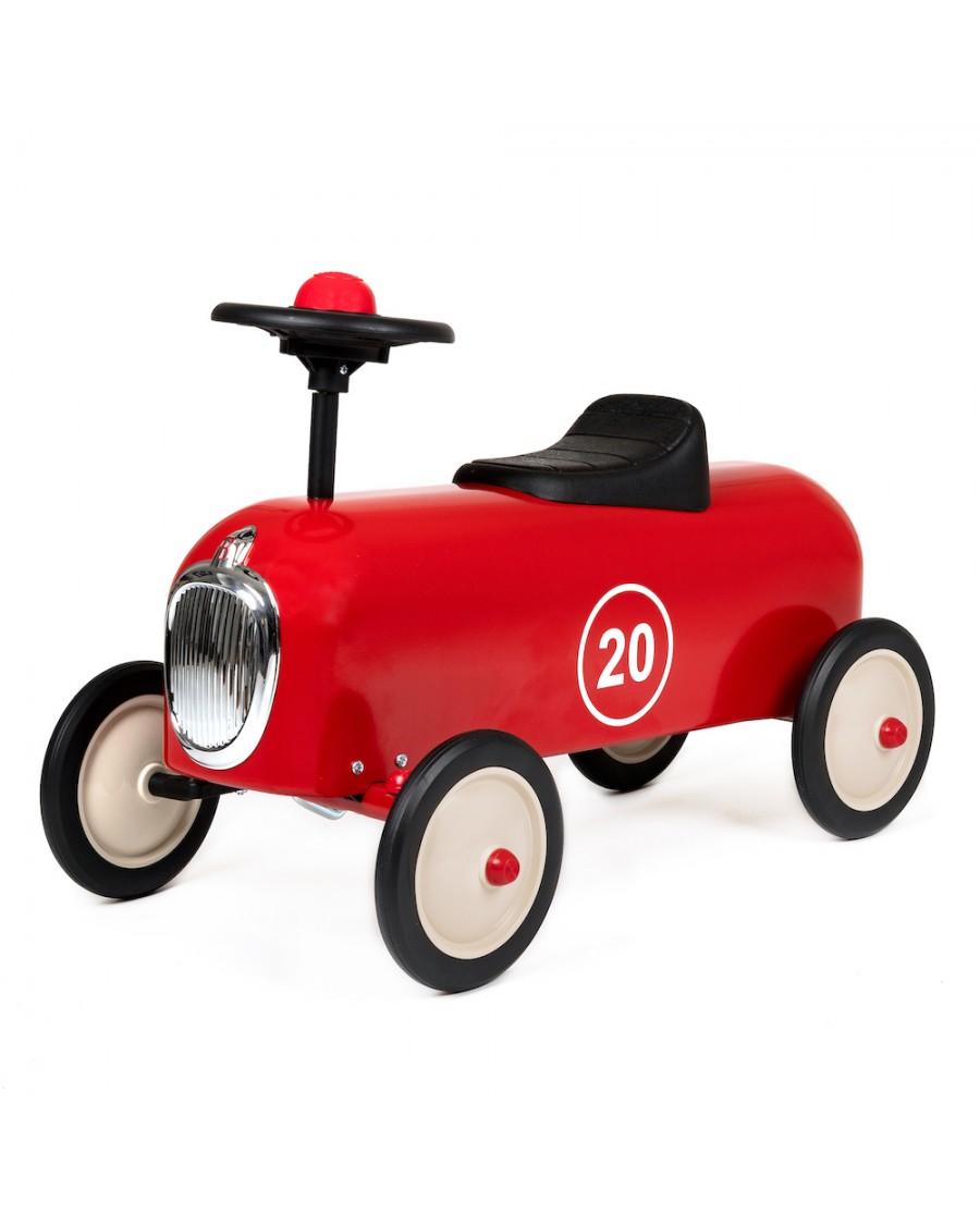 Porteur Racer Rouge | Baghera | MyloWonders