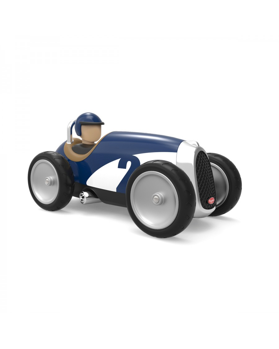 Racing Car Blue | Toy | Baghera | MyloWonders