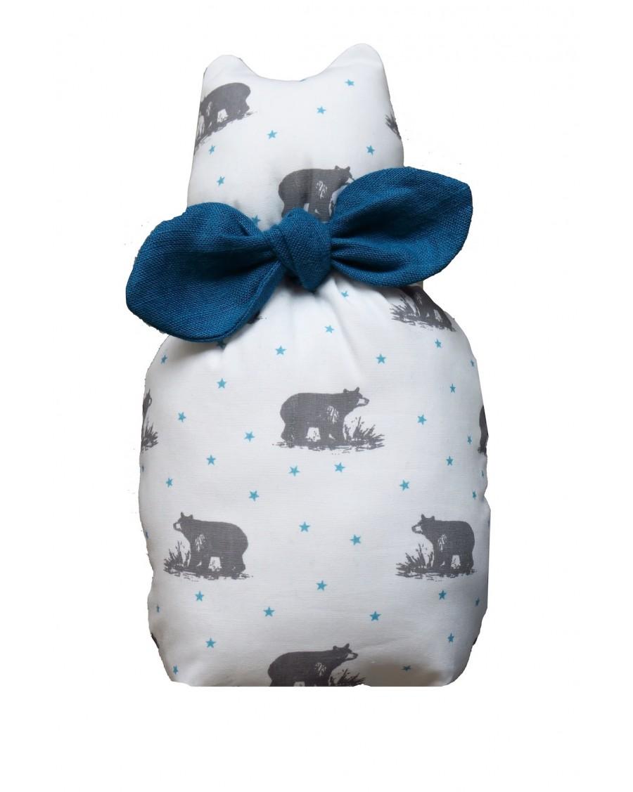 soft toy Alphonse Mishka Grey - Blossom paris - mylowonders