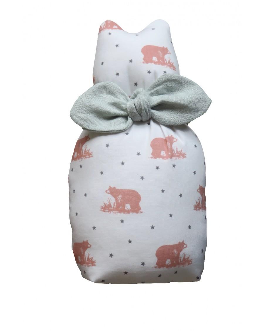 Alphonse Mishka Blush - blossom paris - soft toy - mylowonders