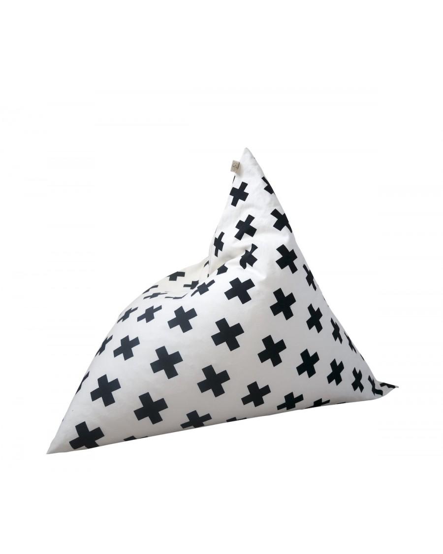 Cross Pyramid Bean Bag - wildfire teepees - mylowonders