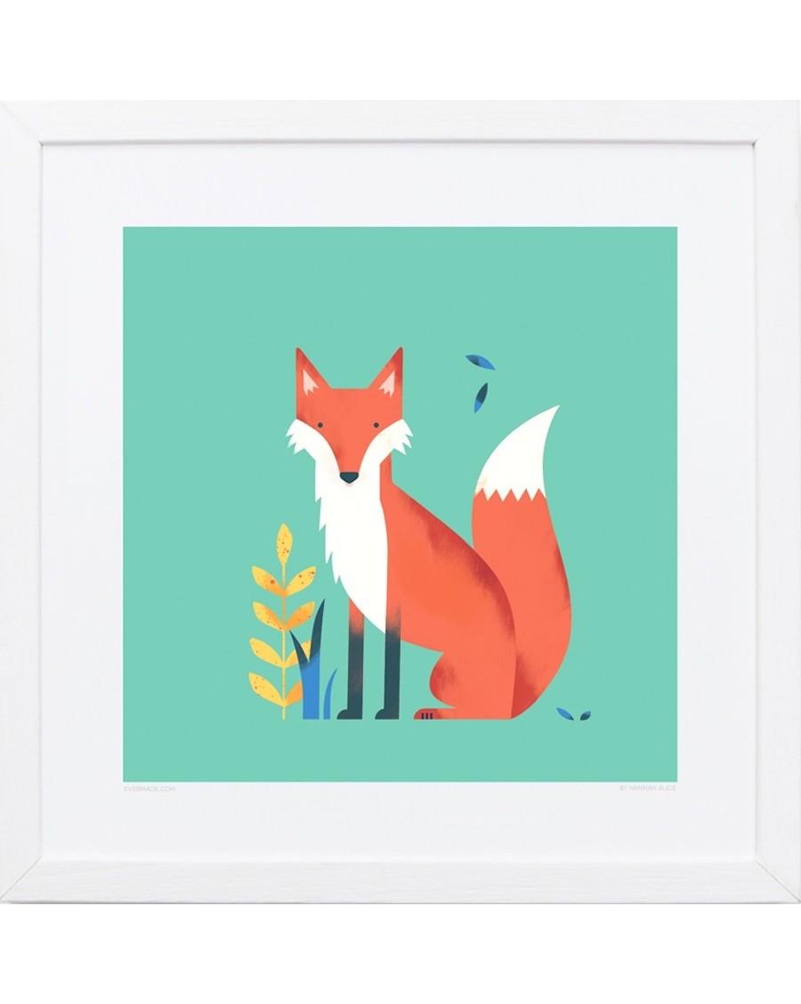 Fox frame - evermade - mylowonders