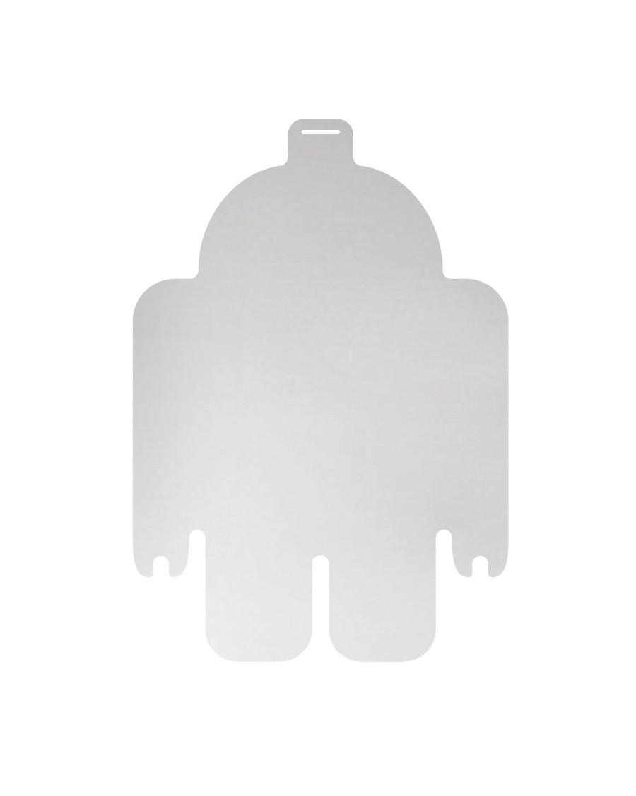 Robot mirror - tresxics | Mylowonders