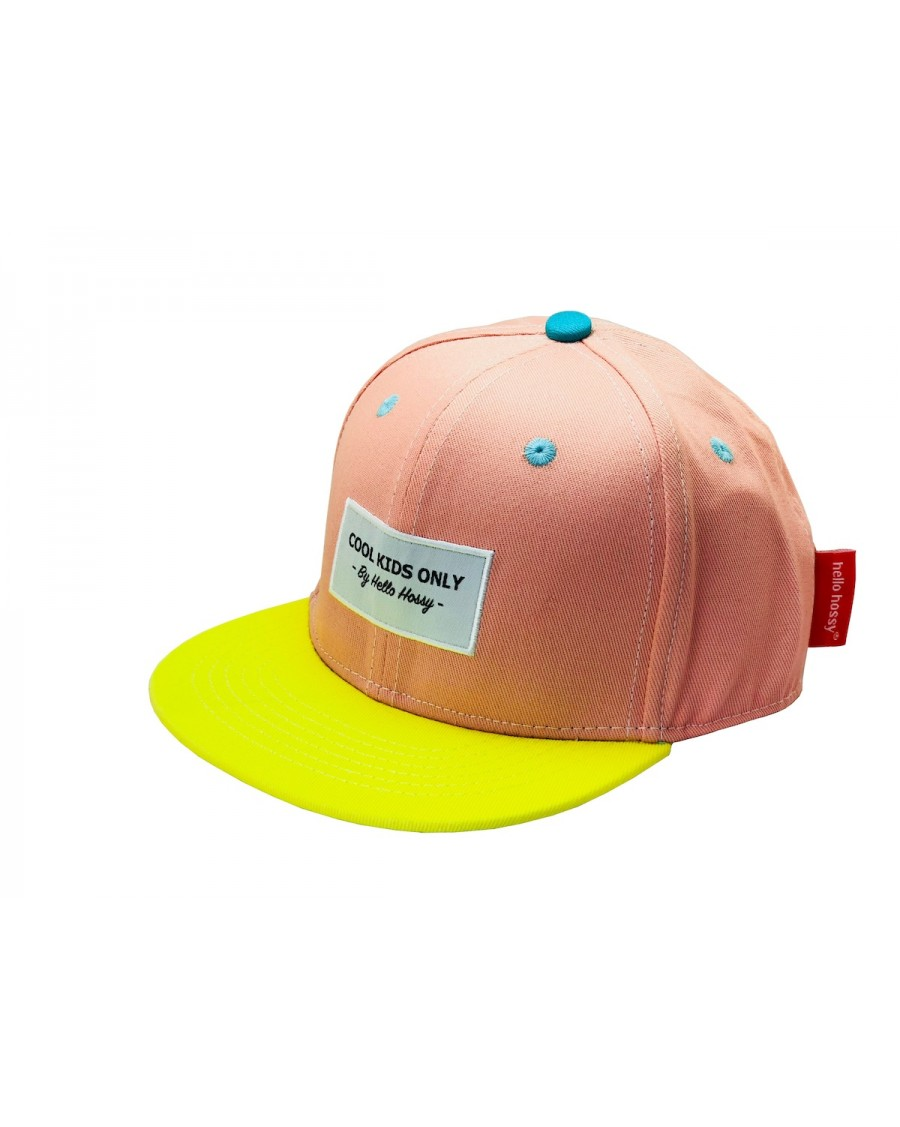 Casquette Minimalist Pink | Hello Hossy | MyloWonders
