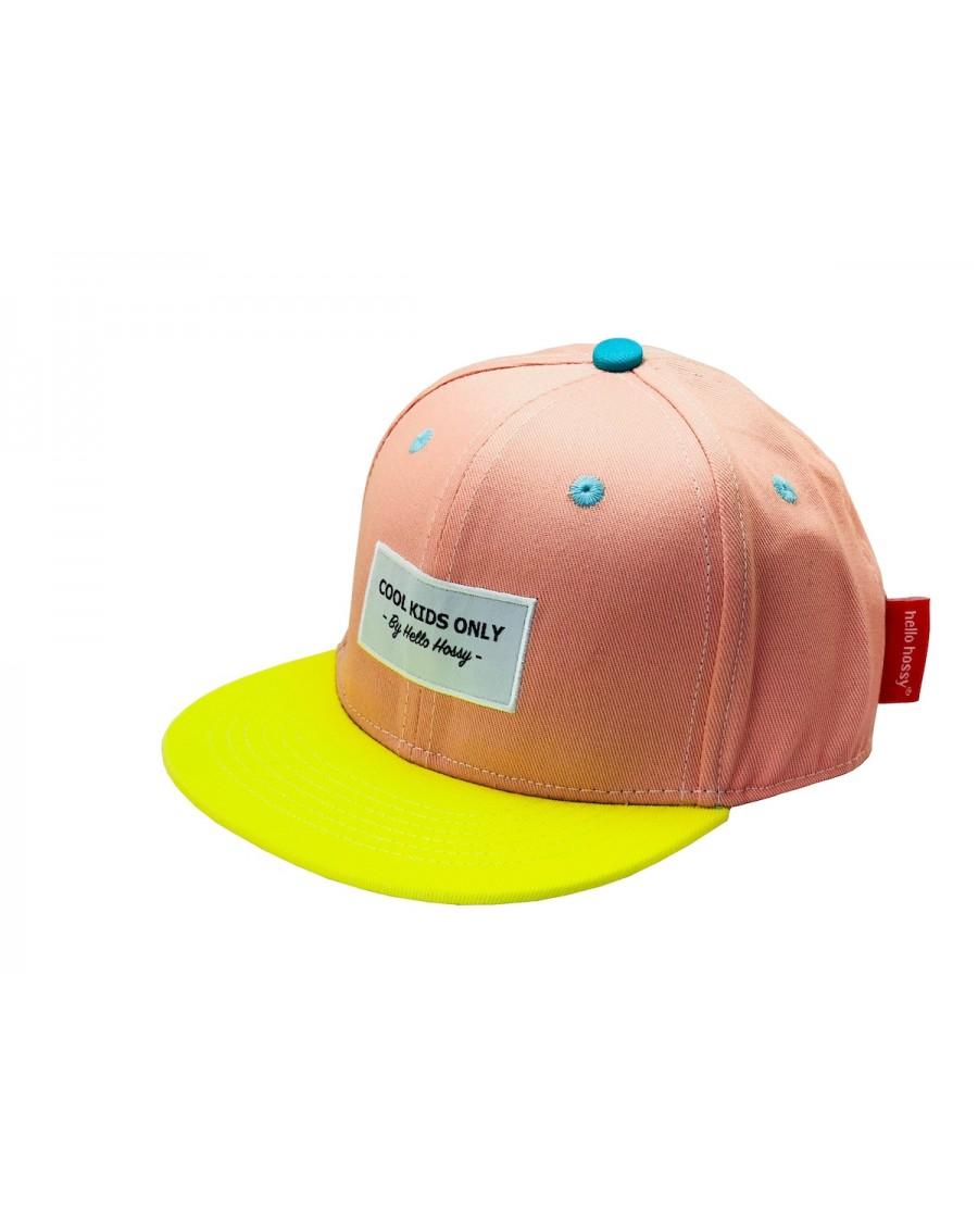 Pink Minimalist cap | Hello Hossy | MyloWonders