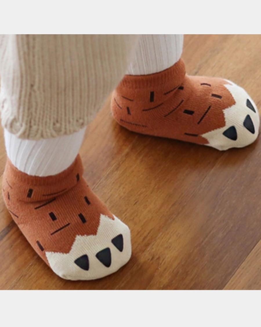 Bear Paw Socks - mama siesta - mylowonders