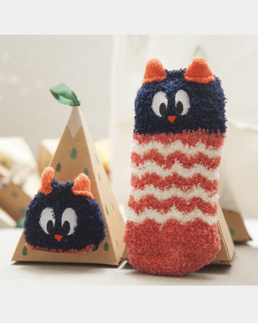 Creature Comfort Socks Bird - mama siesta - mylowonders