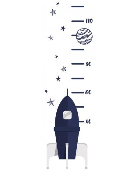 Toise sticker fusée - lilipinso - mylowonders