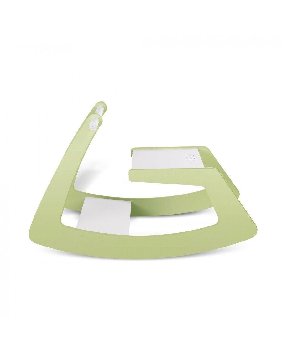 Chaise à bascule en bois - vert - jupiduu - mylowonders