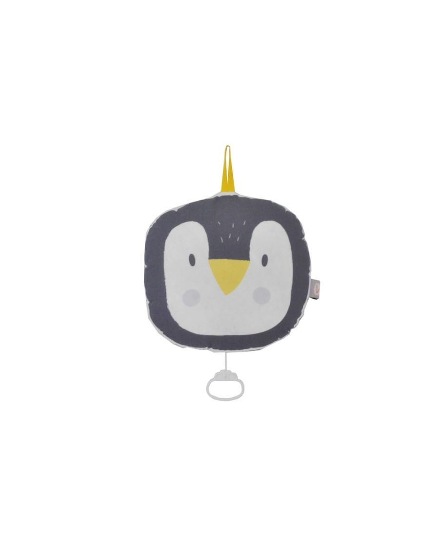 Musical cushion - Penguin - MyloWonders
