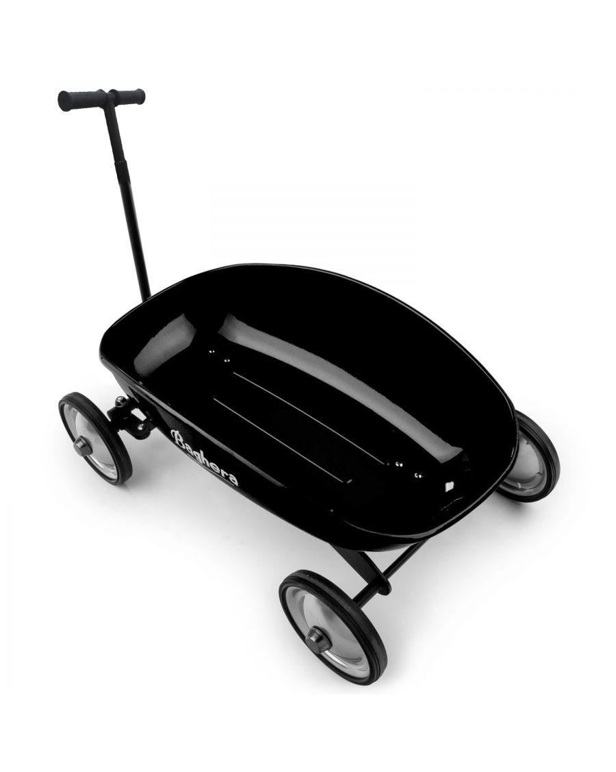 Large Black Wagon | Baghera | MyloWonders