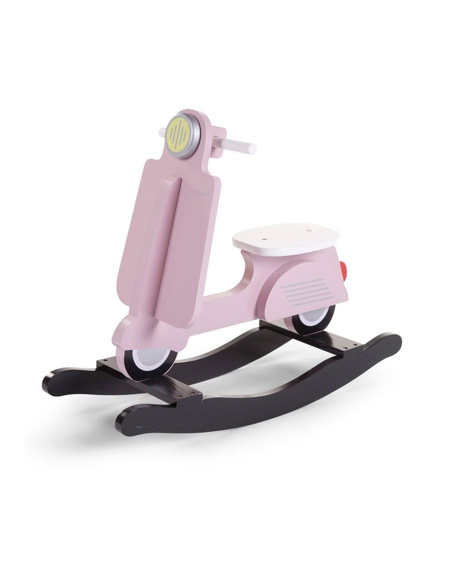 Rocking scooter pink - Mylowonders