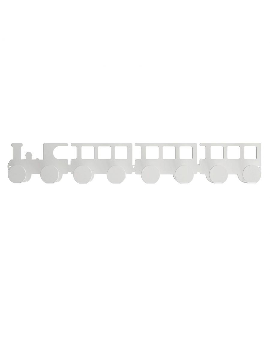 White train coat rack - tresxics | Mylowonders
