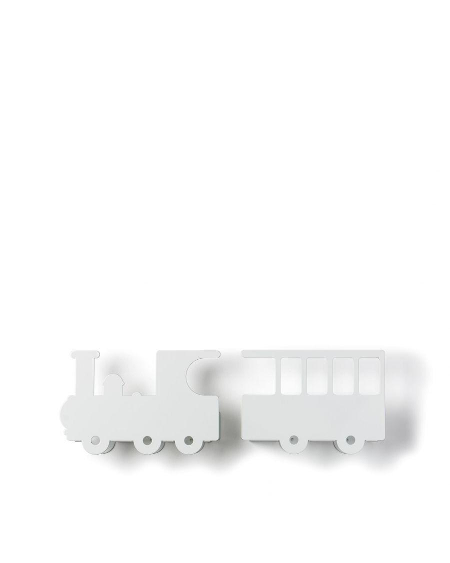Etagère Train - Blanc - tresxics | Mylowonders