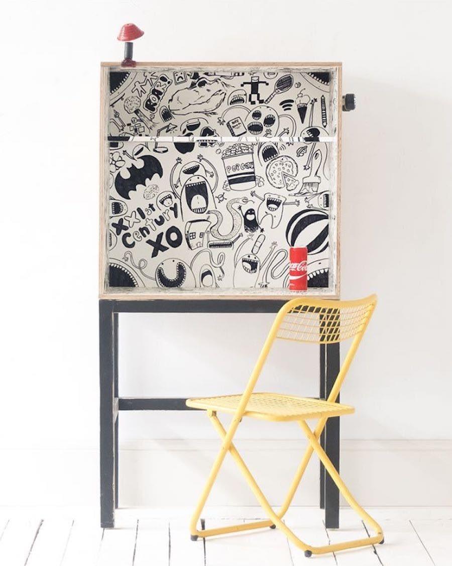 PABLO COMIC DESK by XO in my room - mylowonders