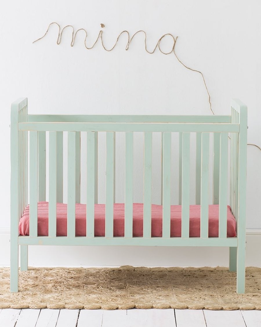 MINA crib by XO in My room - MyloWonders