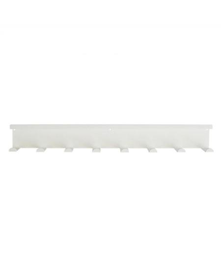 White plain wall hook  MyloWonders