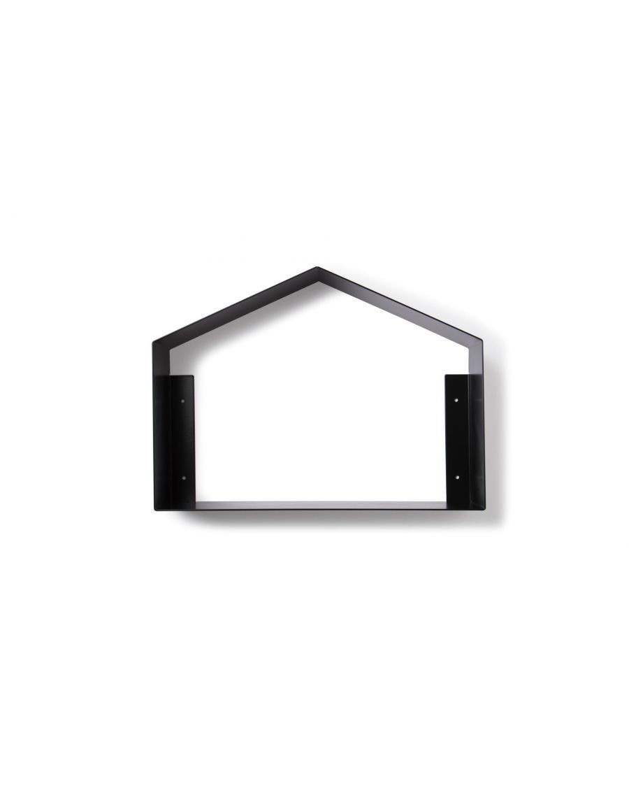 Black House Shelf - tresxics - mylowonders